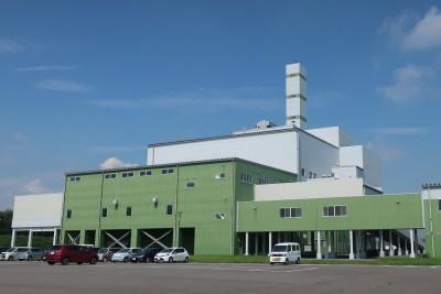 近江八幡市環境エネルギーセンター