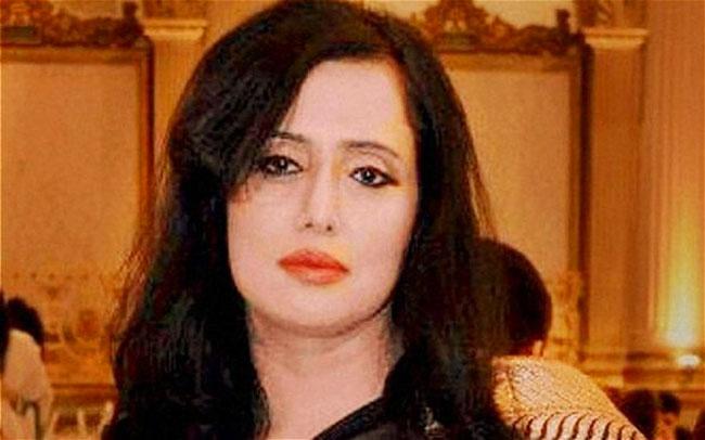 Mehr Tarar in Sunanda Pushkar Murder case