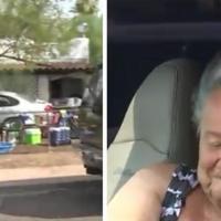 Timp de mai multe nopți și-a văzut vecina bătrână dormind în mașina parcată în fața casei ei. Nu a înțeles de ce femeia nu doarme în căminul ei, iar într-o zi s-a hotărât să o întrebe. Când a aflat motivul, s-a cutremurat… Mai grav, ce a găsit când a intrat înăuntru: