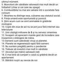 20 de lucruri clarificate de Covid-19