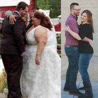 """Aceasta tanara a slabit 136 de kilograme facand o singura schimbare: """"Am fost grasa intreaga mea viata, dar sincer, nu mi-am dat seama cat de rau arat pana cand"""