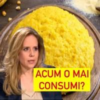 """S-A AFLAT!! Iată ce păţeşti dacă mănânci mămăligă în loc de pâine. Mihaela Bilic dezvăluie secretul: """"Astăzi pâinea a ajuns atât de banală încât nu îi mai găsim nicio virtute"""""""