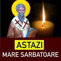 MARE SARBATOARE! Calendar ortodox 22 septembrie 2021. Sfântul Foca, făcătorul de minuni