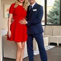 Valentina Pelinel și Cristi Borcea, anunț surpriză la doi ani de căsnicie. Radiază de fericire. Fanii au reacționat imediat