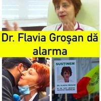 """Medicul Flavia Groşan dă alarma: """"Încep să apară cazuri de pneumologie adevărată. O să plângem noi după un COVID"""""""