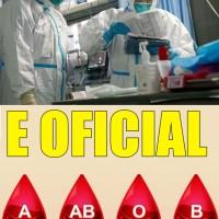 O grupă de sânge e mai predispusă la Covid-19. Ce persoane au șanse mai mari la boală