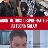 PRIMA REACȚIE A INSTITUTULUI MATEI BALȘ, DUPĂ CE FLORIN SALAM A ADUS ACUZAȚII GRAVE MEDICILOR