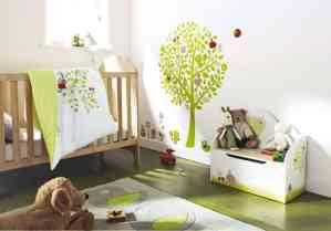 barva otroške sobe otroška soba ideje barva stene 2322