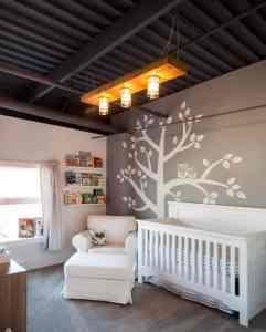 otroška soba slikopleskar barva stene ideje 121