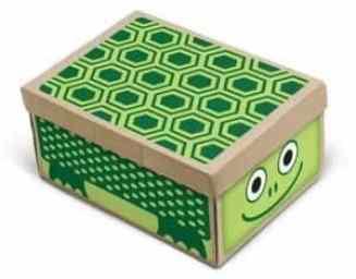 Darilna škatla, ki jo izdelate sami