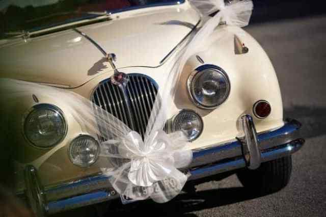 Poročni avto