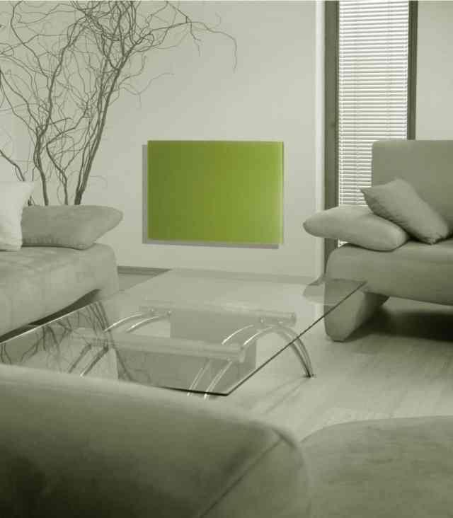 IR paneli cena dnevna soba zeleni