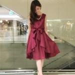 キャバドレスで赤色の着こなし方やコーデとは?おすすめのドレスとは?