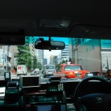 Driving taxi
