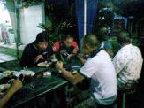 Pertemuan komunitas burung KicauMania Yogyakarta di Taman Kuliner Condong Catur (6)