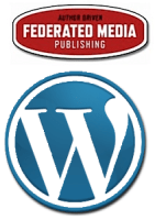 Logo WordAds - Federated Media - WordPress