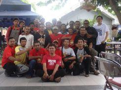 Guyup rukun plus ombyokan di Munas 1 Plecimania Indonesia Jogja
