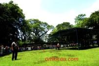 Asyiknya lomba burung di Taman Balekambang Solo (1)