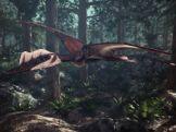 Darwinopterus - pterosurus yang hidup 160 juta tahun yang lalu