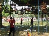 Penilaian lomba burung Piala Raja 2012-2