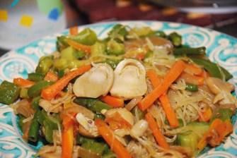 Selain konsumsi herbal, sebaiknya konsumsi juga makanan yang terbuat dari sayuran berkhasiat