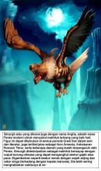Simurgh atau yang dikenal juga dengan nama Angha, adalah nama Persia modern utnuk menyebut makhluk terbang yang baik hati