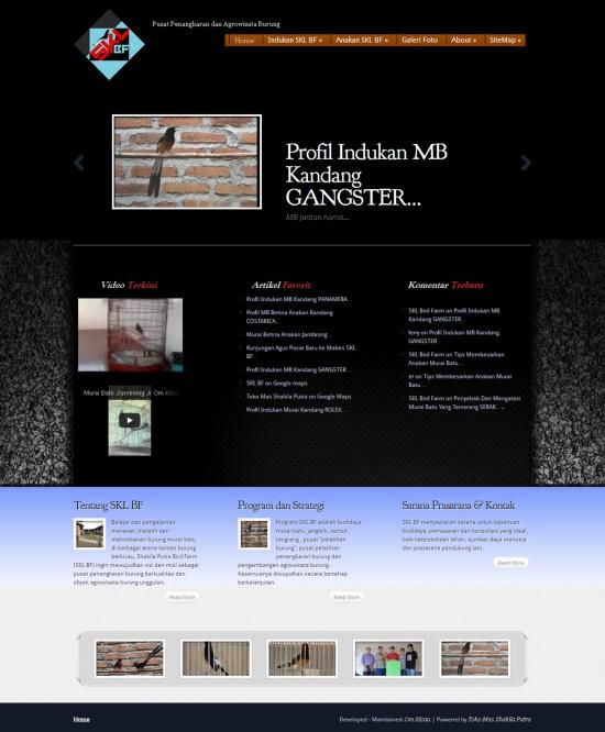 Website SKL Bird Farm