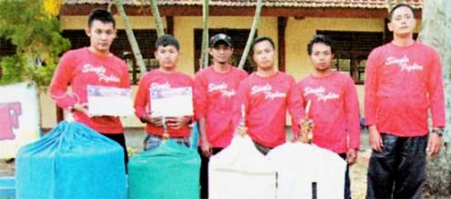 Jatim Raya Team juara umum BC