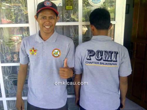 Mr Agung PCMI Balikpapan