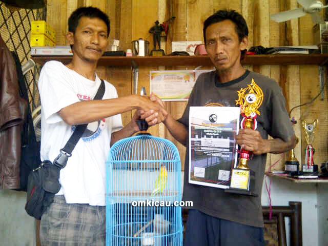 Itok LB Shop boyong lovebird Jolo Doro