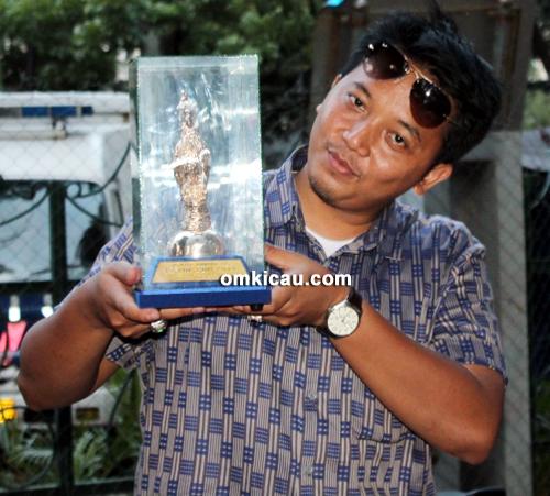 Yogi Naga Hitam juara umum BC Royal Cup