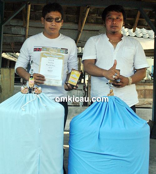 Mr Gaper dan Mr Siswanto BG