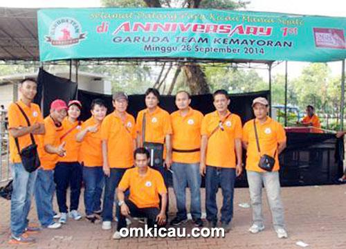 Panitia Garuda Team Kemayoran