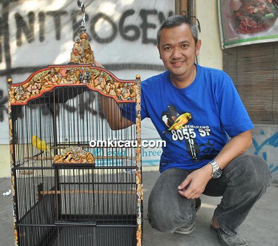 Wahyu Semarang dan kenari Oscar