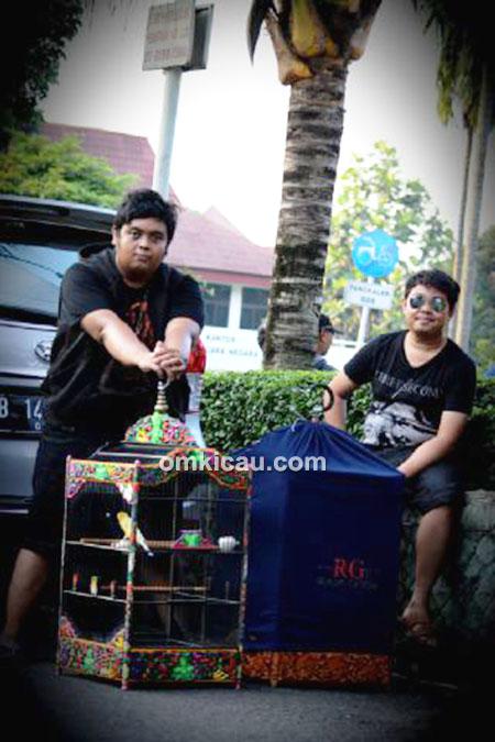 Bayu dan Fahmi Bintang Jagad