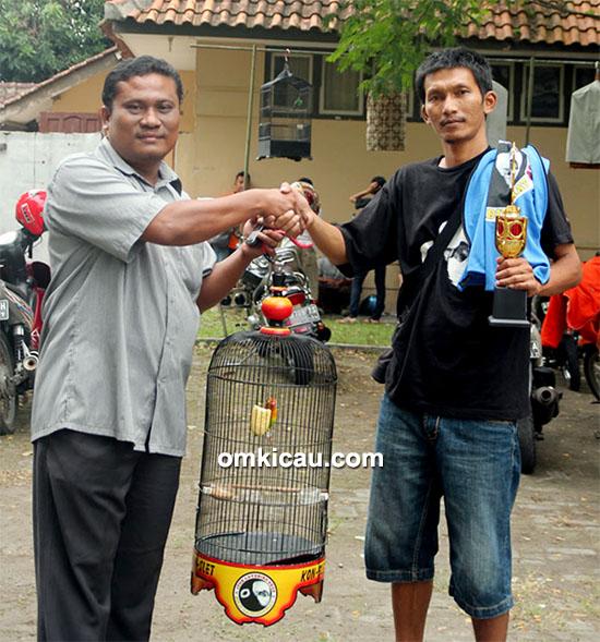 Mr Aritonang Selaksa Jagad take-over LB Konslet