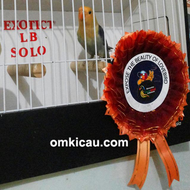 Juara di KLI Cup 2 Banaran