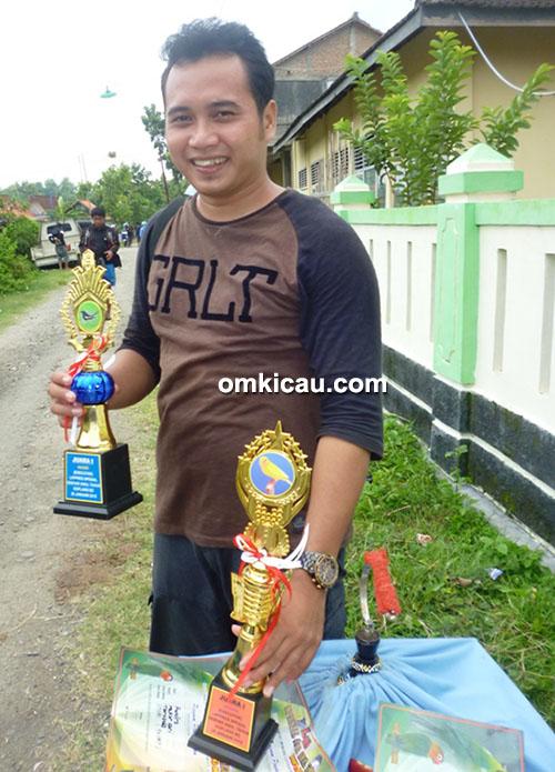 Mr Rendra dari Mekarsari BC Purwodadi