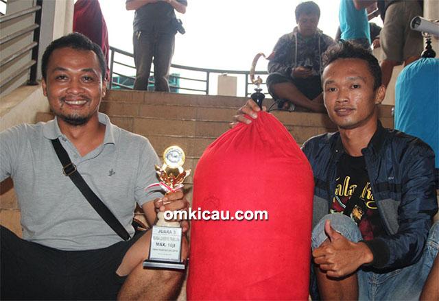 Mr Tri Sentot dan Yusak Brother