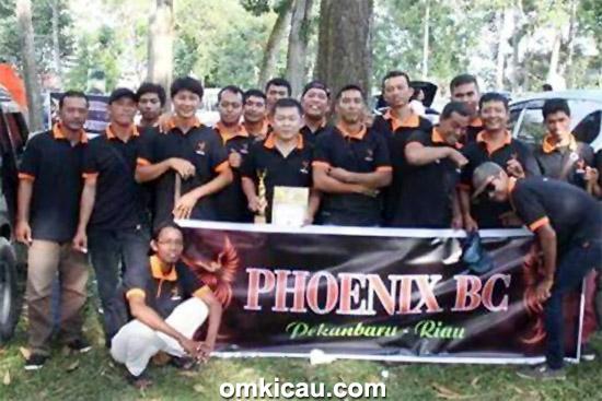 Phoenix BC Pekanbaru