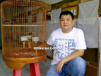 Om Johan Leuser Bird Shop
