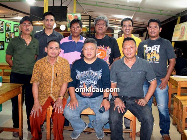 Pengurus baru PBI Cabang DKI Jakarta
