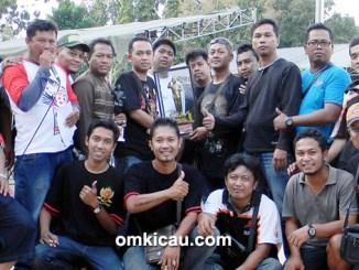 Duta Pakualam juara umum BC