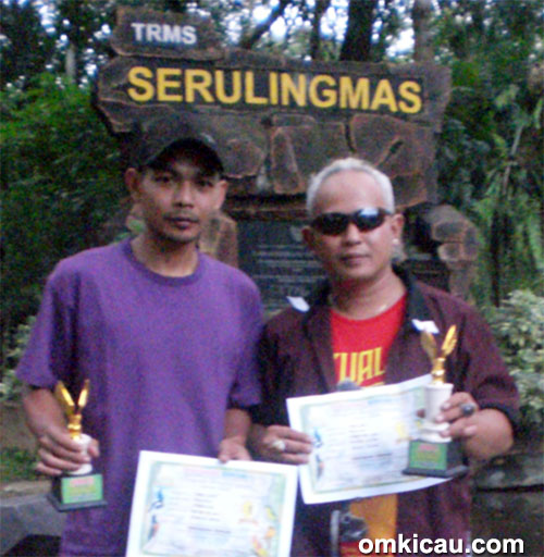 Mr Bule dan Docky