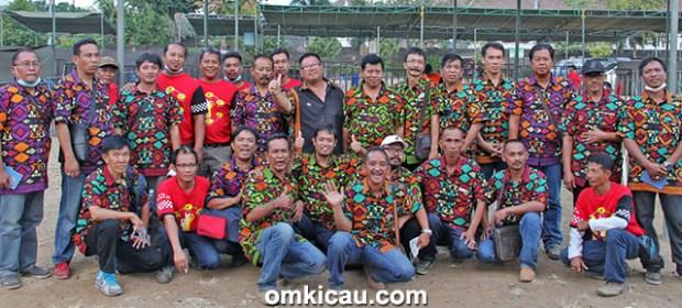 Panitia dan tim juri Bali Koalisi Cup 2015