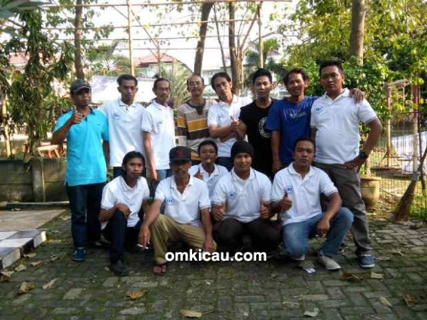 Panitia dan Juri Latber Islamic Bird Community Tangerang