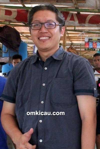 """H Dadang """"Bogor"""" Danubrata"""