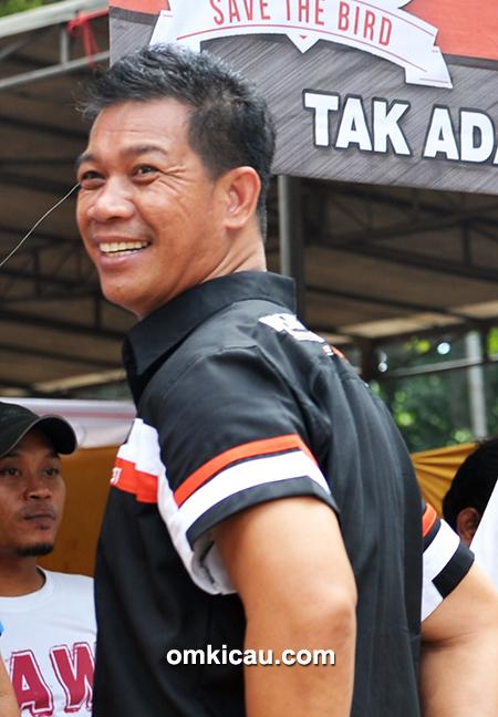 Kang Pian, punggawa HSBC Bekasi