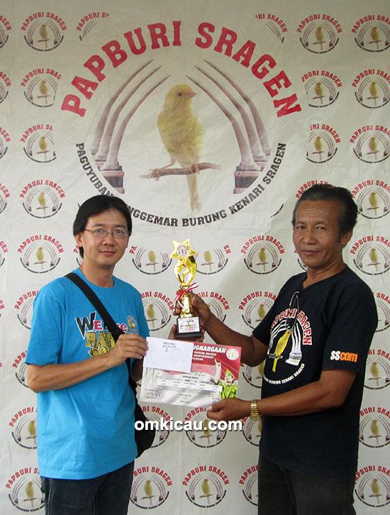 Om Onggo Papburi Solo