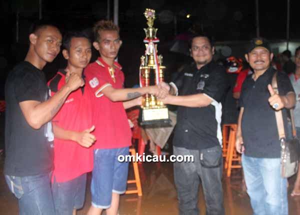 Brother BC juara umum BC